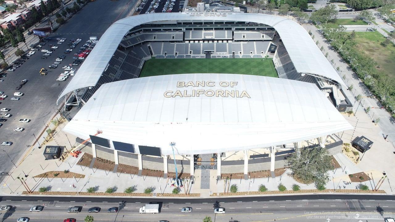 Banc of California Stadium LA